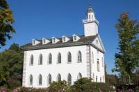 Kirtland temple longshot
